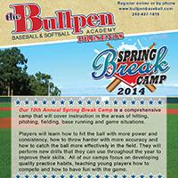 TheBullpen-SpringBreakCamp