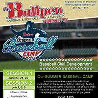 TheBullpen-SummerBaseballCamp